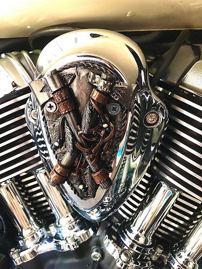 Tomahawks Horn Cover