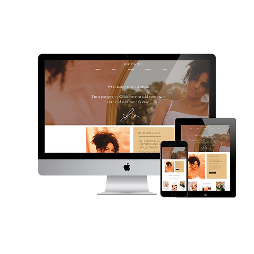She X Muse Template