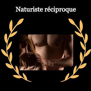 Massage naturiste réciproque