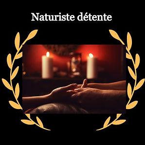 Massage naturiste détente paris