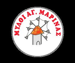 Μύλοι Αγίας Μαρίνας   Λογότυπο