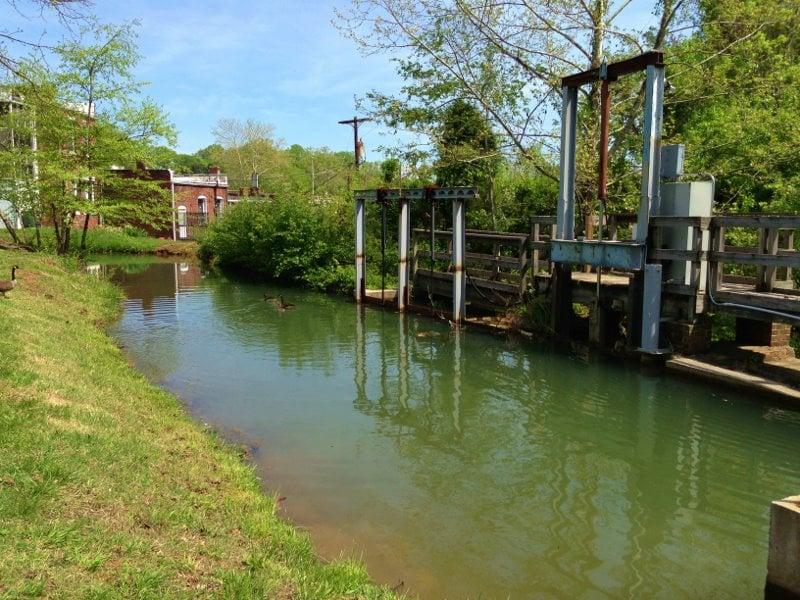 Barnett Canal - MoreheadPark
