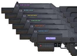 Battlefield Laser Tag Gun