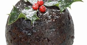 Yummy Christmas Pudding
