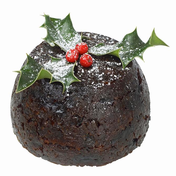 Calendrier de l'avent : 14 décembre - Christmas Pudding anglais