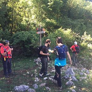 Monte Gennaro con il CAI Monterotondo