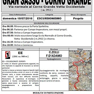 GranSasso - Corno Grande m2912