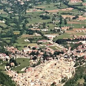 Periplo dell'Alta via della Vallolina