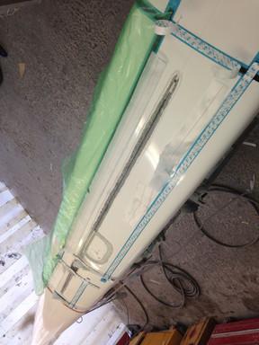 Waszp repairs