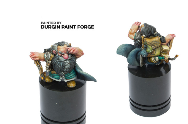 Sentinel B by Durgin Paint Forge