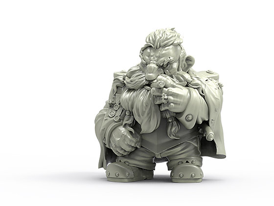 Great Master Godric (Preorder)