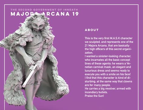 Majora Arcana #19