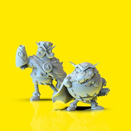 Mechanical Familiar Set (MKI and MKII)