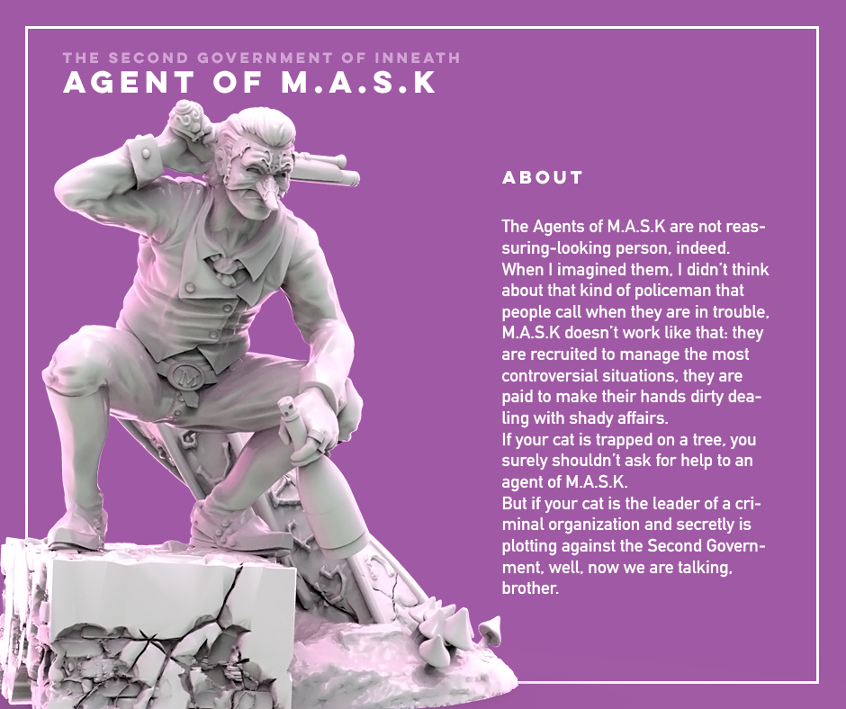 Agent of M.A.S.K