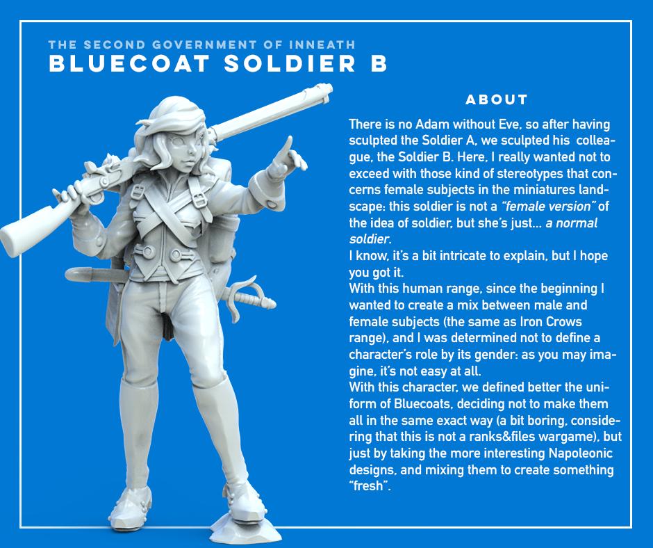 Bluecoat Soldier B