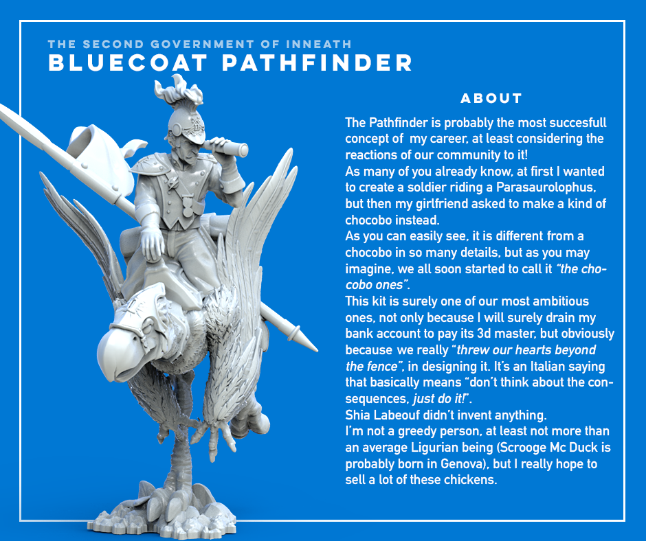 Buecoat Pathfinder