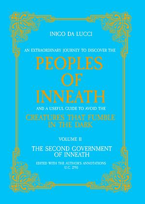 Peoples of Inneath  -Volume II-