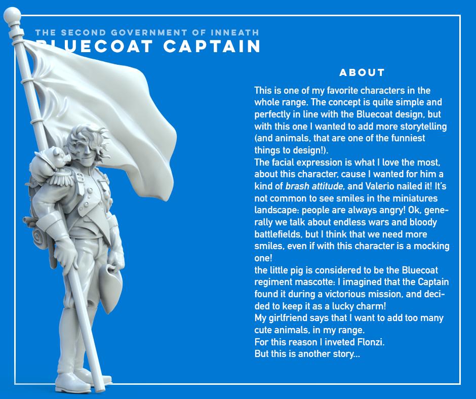 Bluecoat Captain