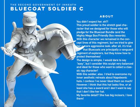 Bluecoat Soldier C