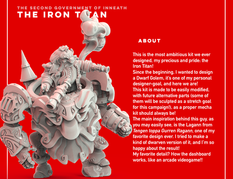 The Iron Titan