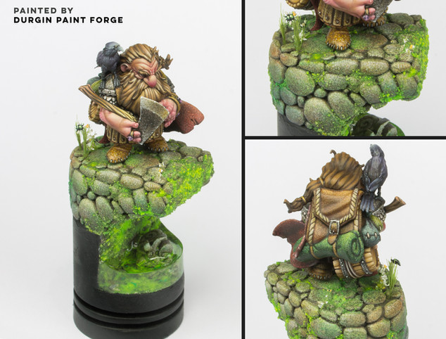 Sentinel A by Durgin Paint Forge