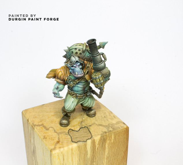 Urghor by Durgin Paint Forge
