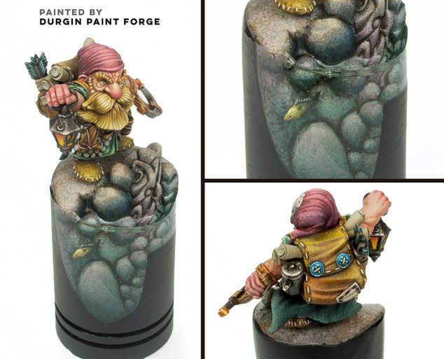 Sentinel C by Durgin Paint Forge
