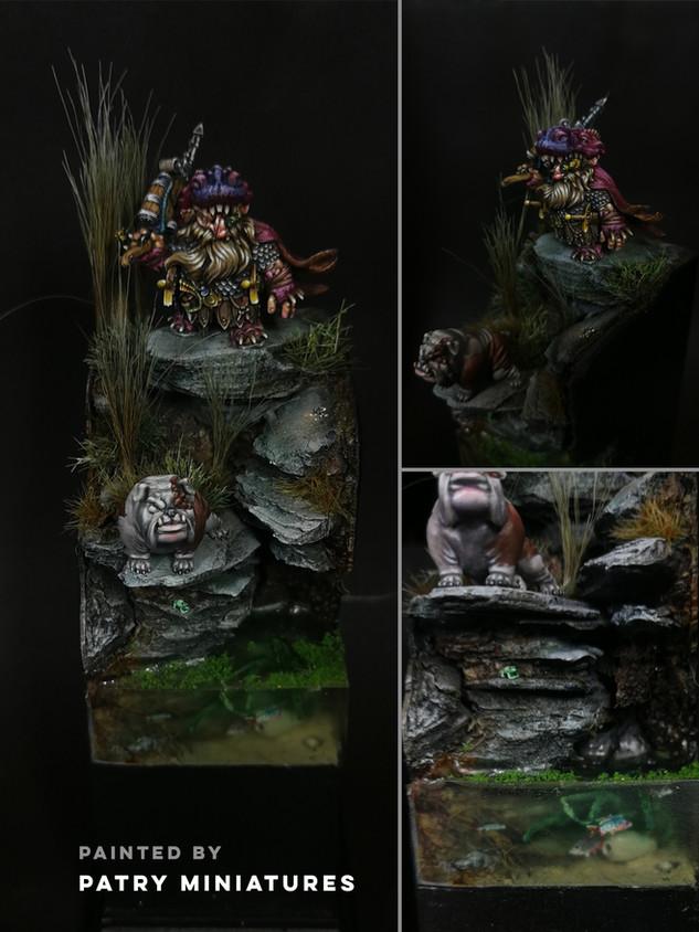 Hunter of Erdraz by Patry Miniatures