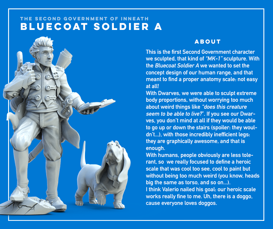Bluecoat Soldier A
