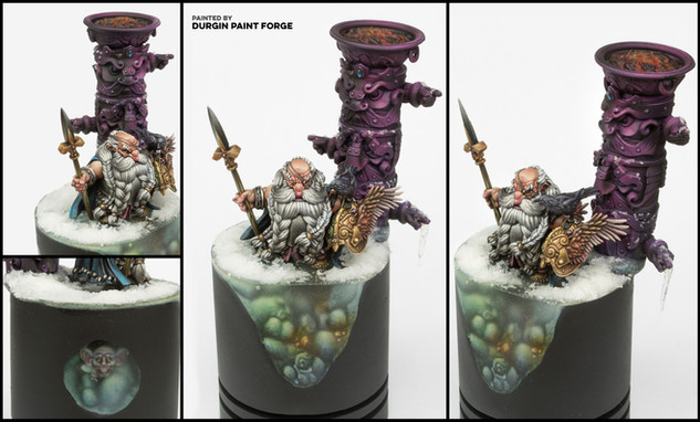 Great Master Sigurd by Durgin Paint Forge