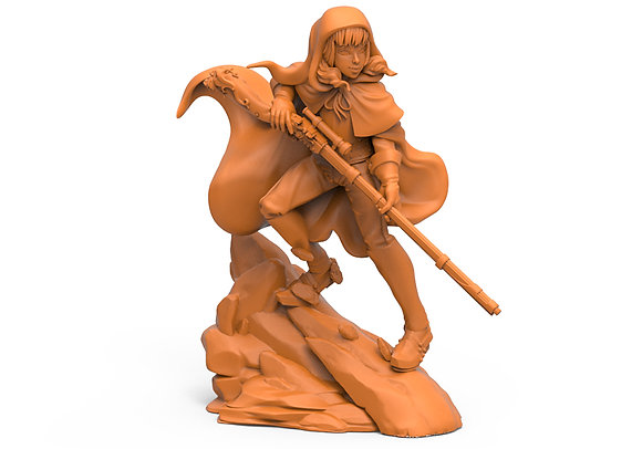 Redcoat Sniper