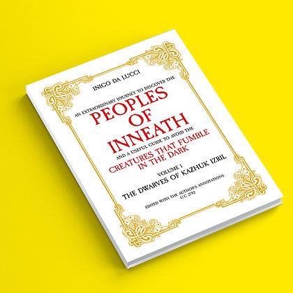 Peoples of Inneath - Volume I -
