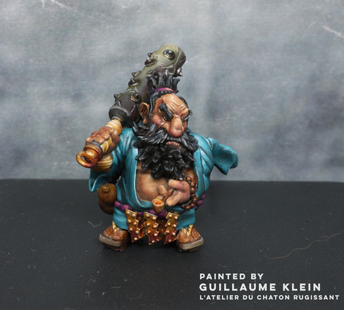 Goiko Demon Hunter by Guillaume Klein