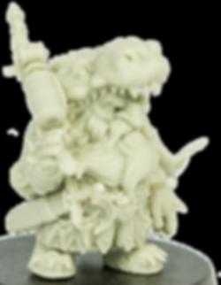Hunter of Erdraz resin miniatues