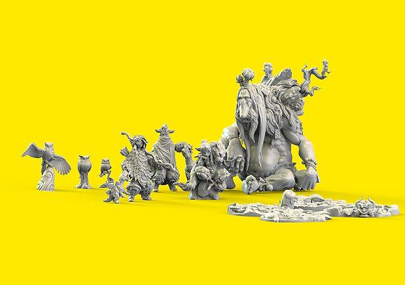 Digital bundle: the Elves of Inneath