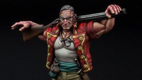 The Redcoat Veteran