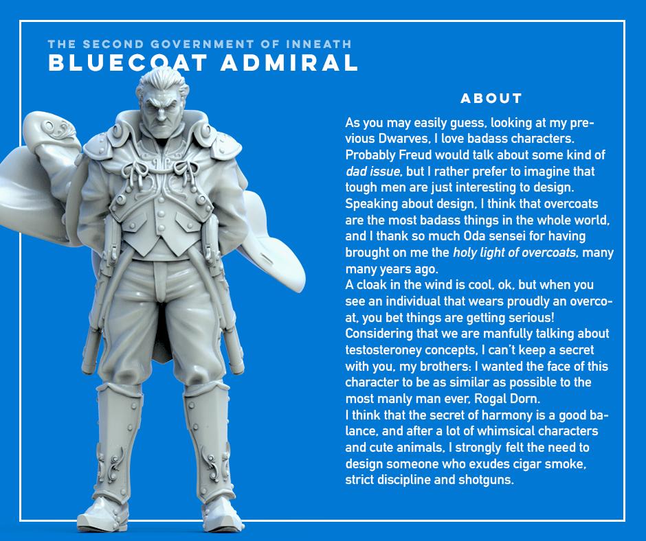 Bluecoat Admiral