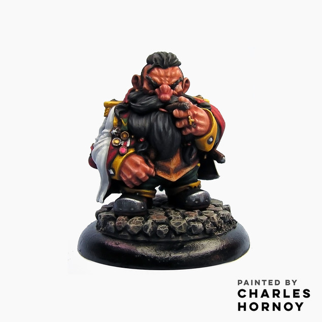 Great Master Godric by Charles Hornoy