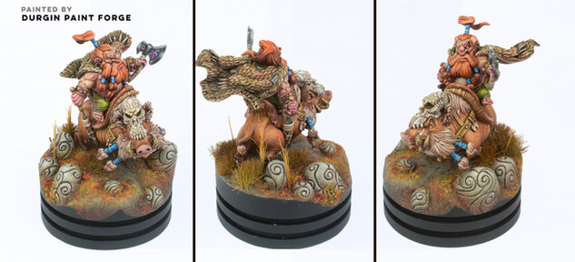 Great Master Galarr by Durgin Paint Forge