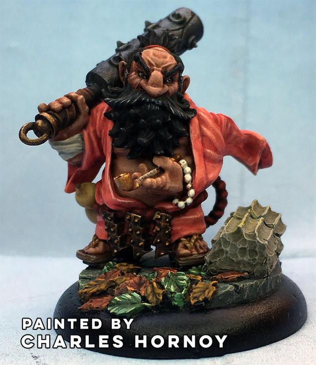 Goiko Demon Hunter by Charles Hornoy