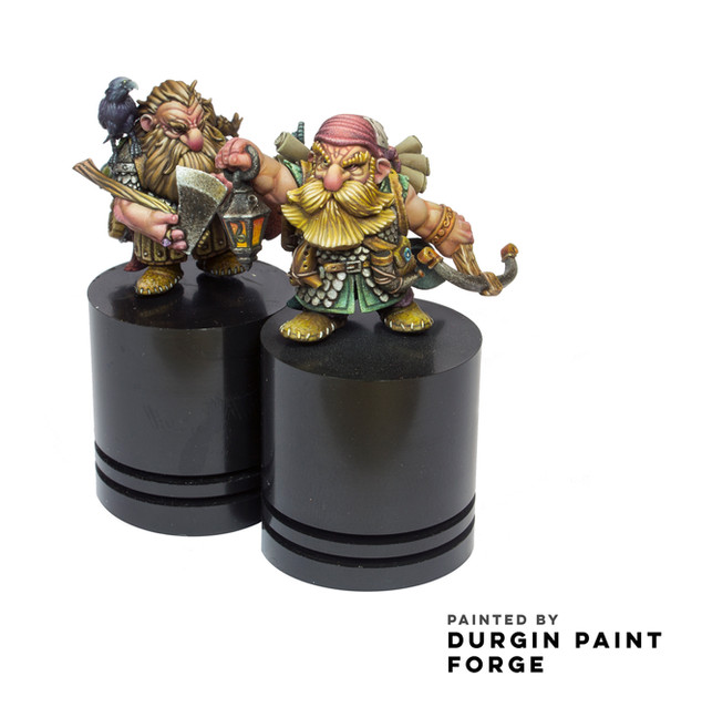 Iron Crow Sentinels by Durgin Paint Forge