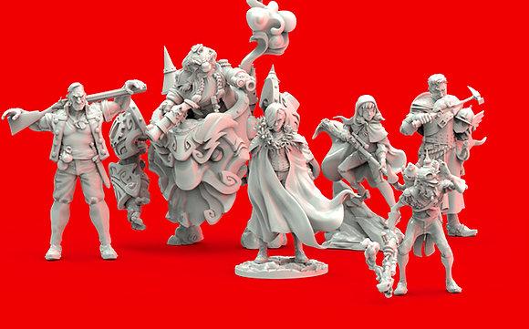 The Redcoats Bundle