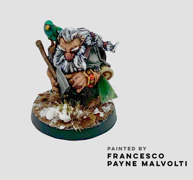 Sentinel A by Francesco Payne Malvolti