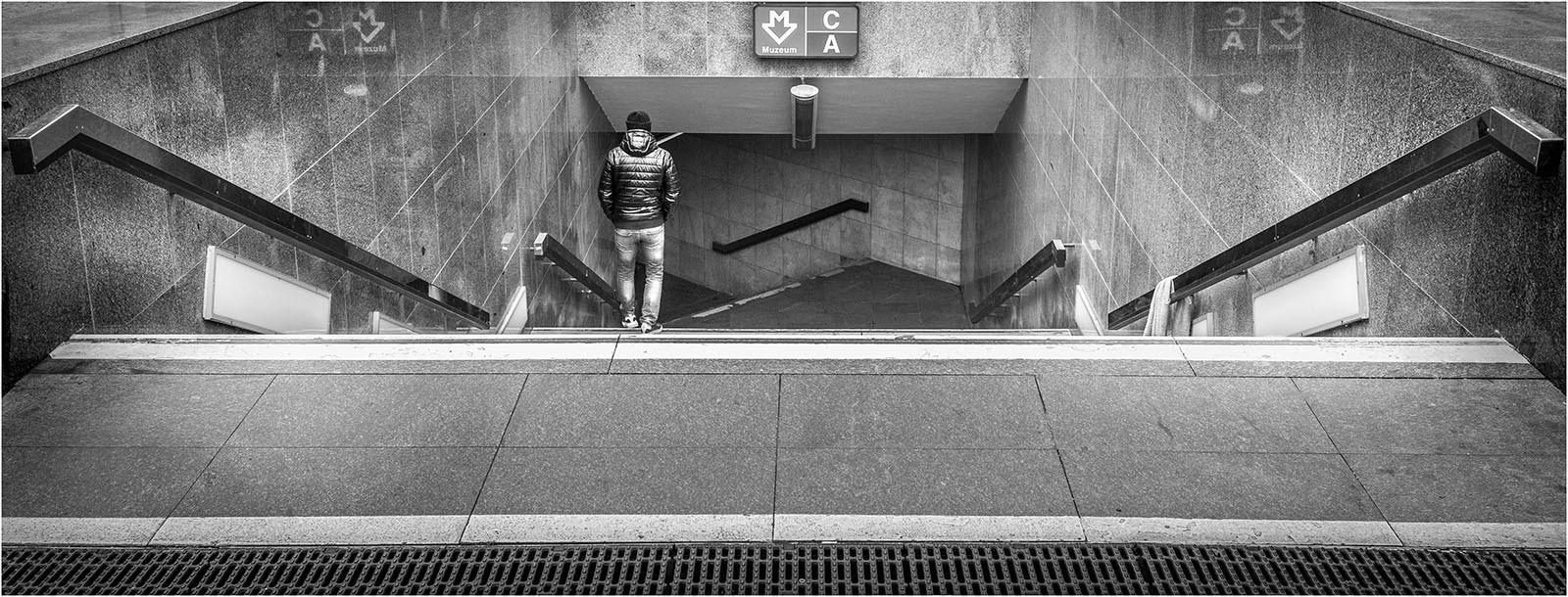 'Subway' by  Joel Fitzpatrick (9 marks)  -  CB Camera Club