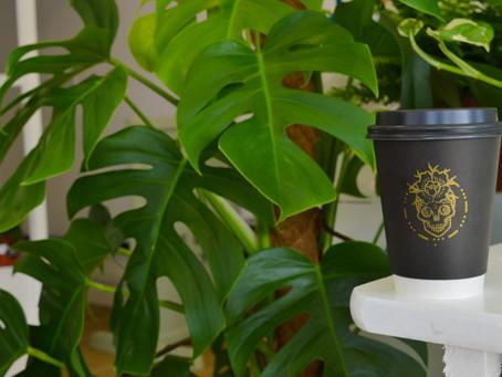 Local Business Spotlight: Blooming Skull Coffee