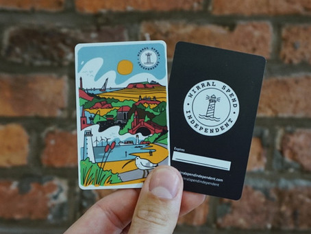 All About Your Wirral Spend Independent Card