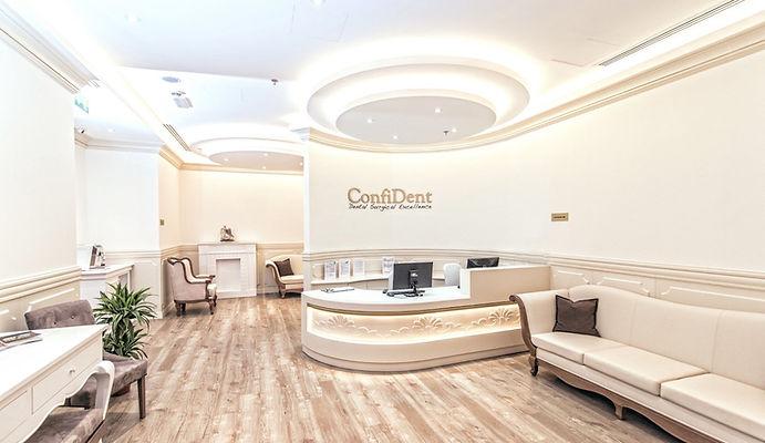 Lobby Confident palm dentist Dubai United Arab Emirates Best Dental office.jpg