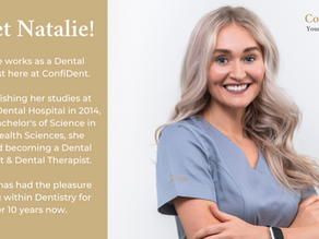 """""""This Was The Best Teeth Cleaning Of My Life!""""  - Airflow Master Piezon"""