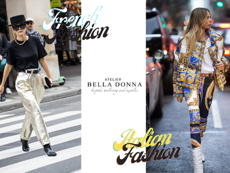 What Is The Difference Between French Fashion And Italian Fashion?