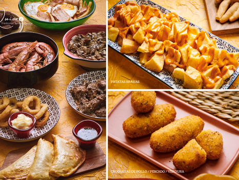 Tapas In Dubai: An Endless Journey Of Spanish Food Culture - Quiero Spanish Restaurant